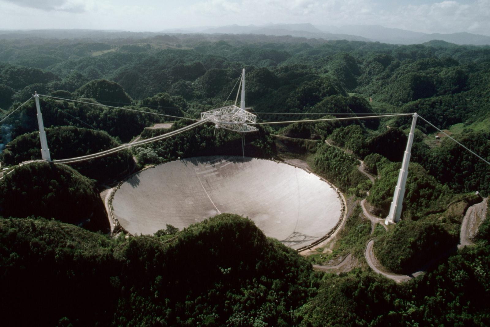 Обсерватория Аресибо была для меня всем. Но я не смог спасти ее - 1