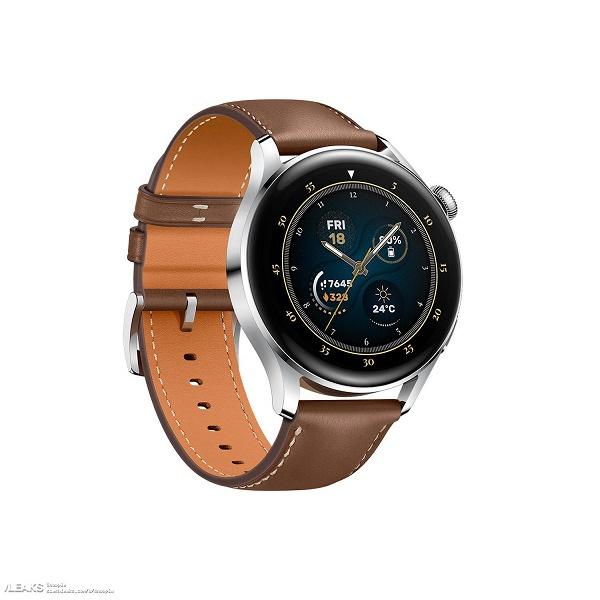 Цены на умные часы Huawei Watch 3 появились незадолго до анонса. За топовую версию попросят почти 700 долларов