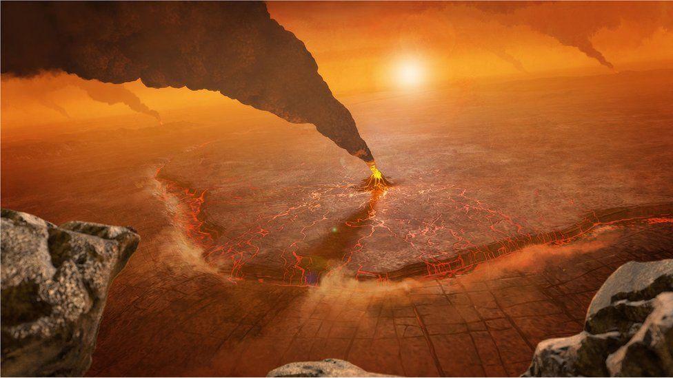 Увлекательная дорога в ад: США собираются отправить две миссии на Венеру до 2030 года - 3