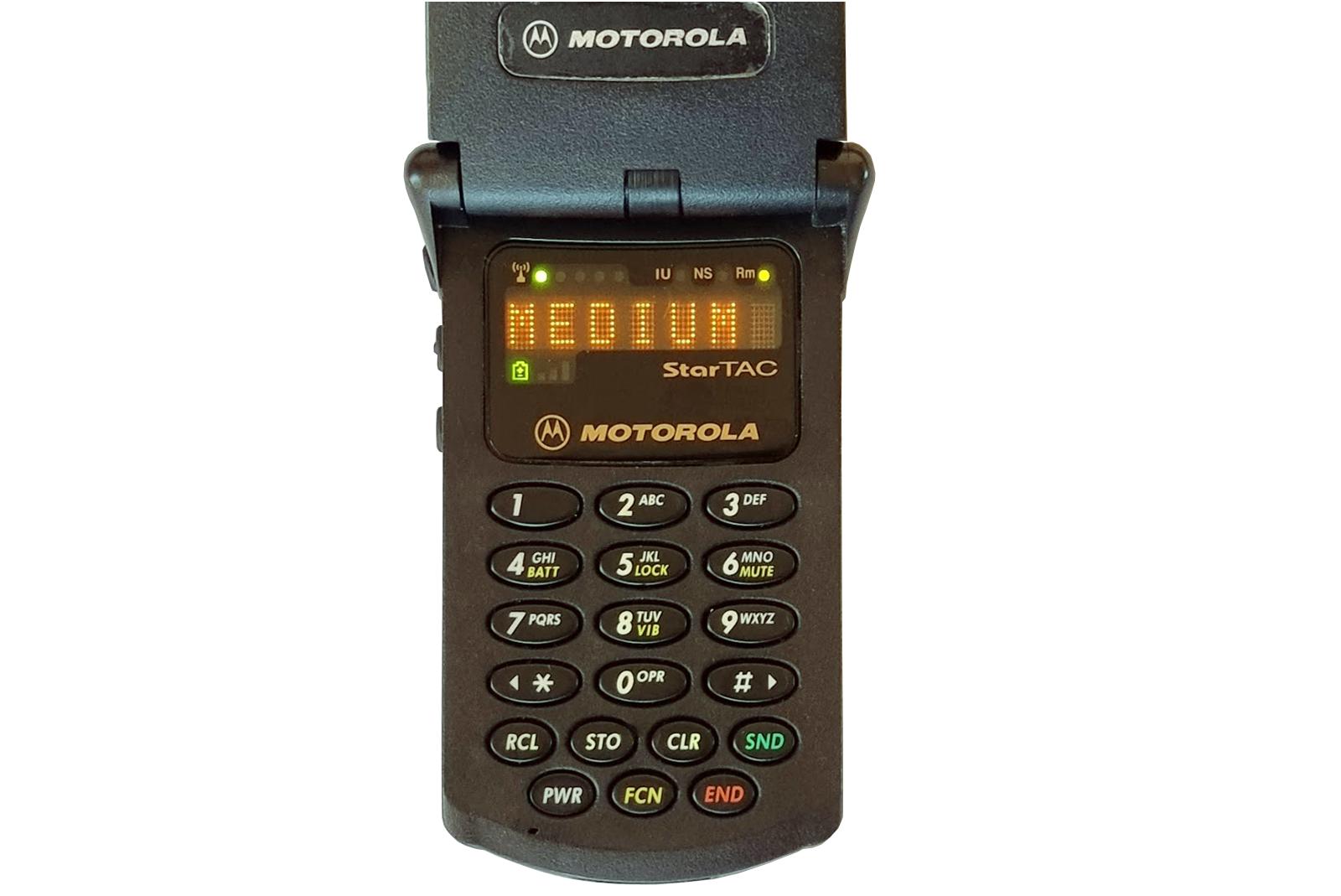 Возвращаем работоспособность аналоговому мобильному телефону из 1997 года - 1