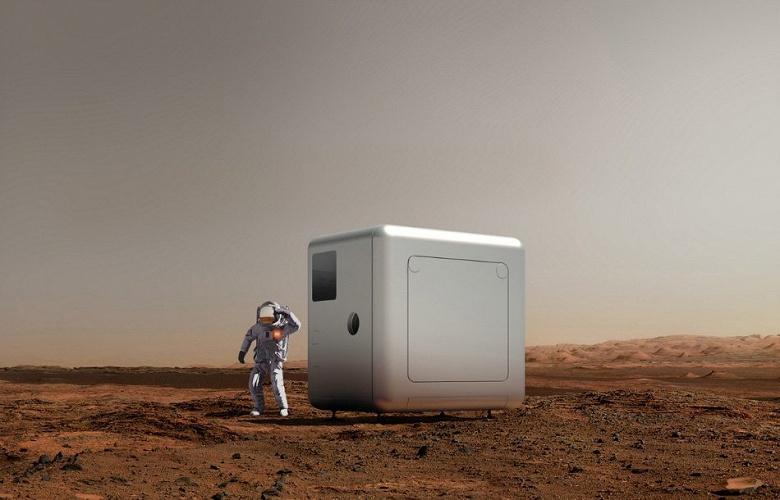 Рогозин: скорый полёт человека на Марс — это полный абсурд