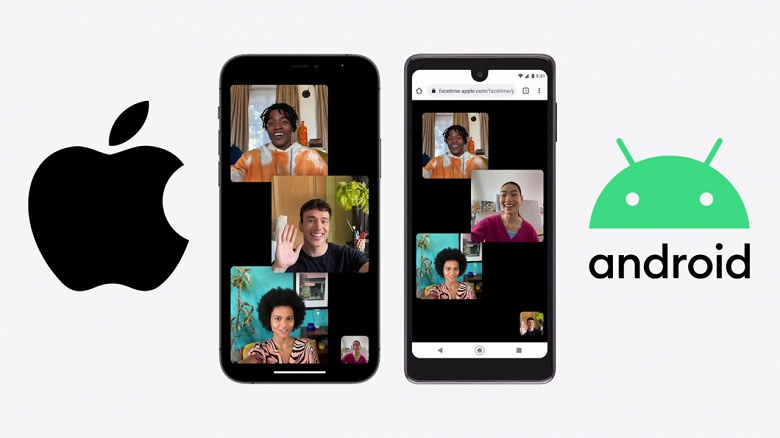 Apple запустит видеозвонки FaceTime на Android и Windows