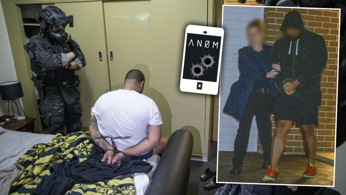 Австралия и ФБР несколько лет распространяли среди криминала «защищенное» приложение, а потом арестовали 800 человек - 4