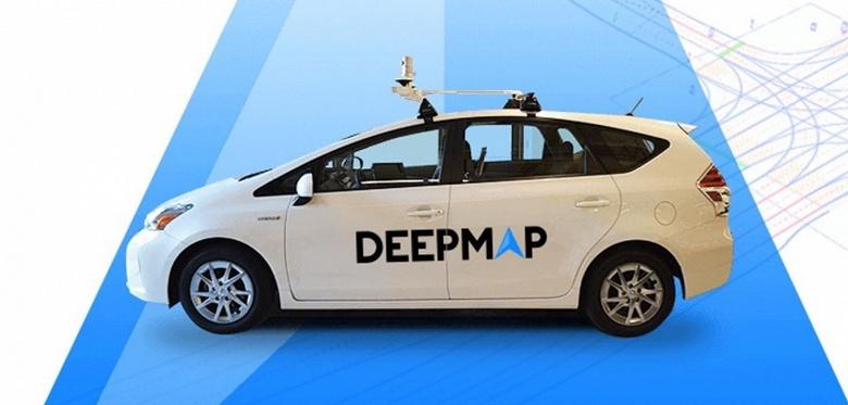 Nvidia приобретает компанию DeepMap, занимающуюся созданием карт высокой четкости для автономных транспортных средств