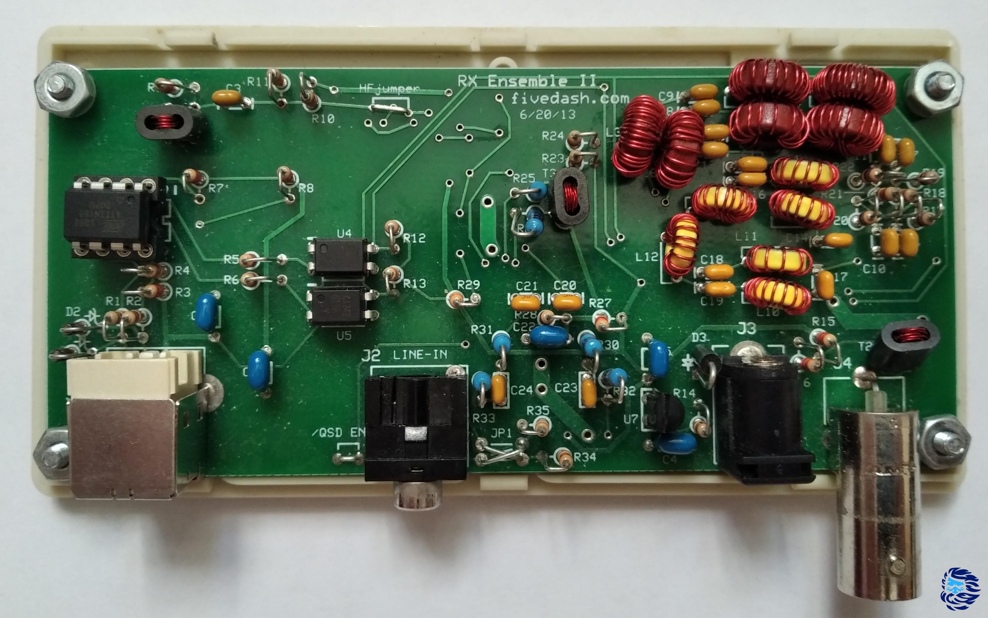 SDR приёмник SoftRock Ensemble RX II - 1