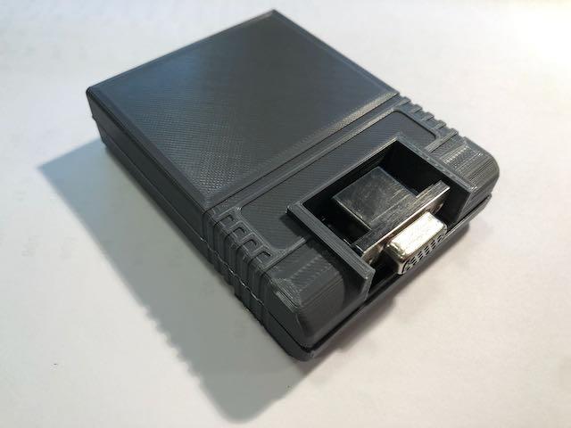Проект VG64: добавляем второй монитор к Commodore 64 - 1