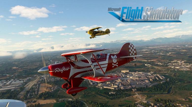 Официально: Microsoft Flight Simulator выходит для Xbox Series X