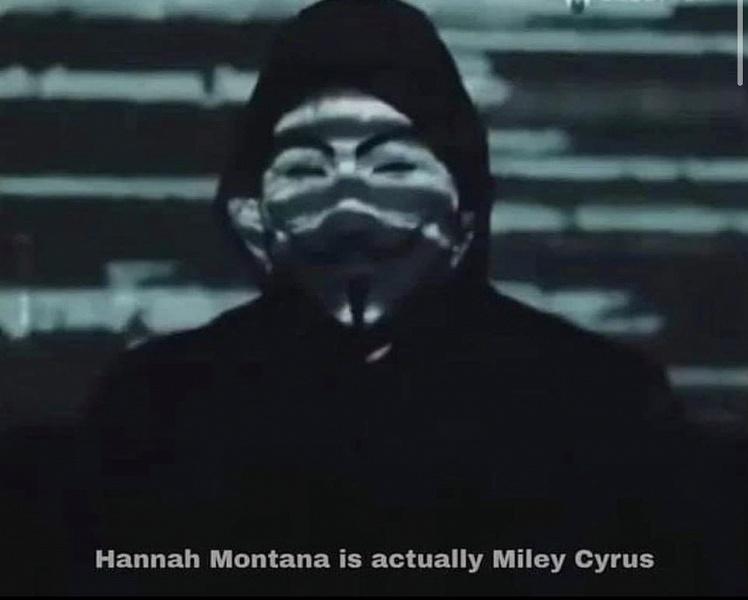 Илон Маск ответил на объявление войны Anonymous