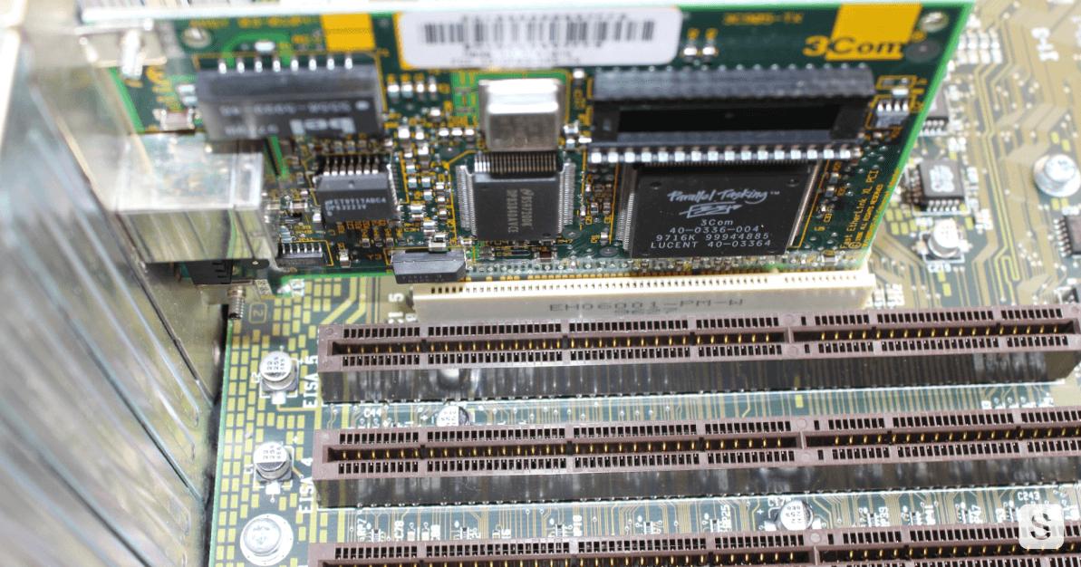 Cubique reloaded. Обзор сервера HP NetServer LH Pro - 12