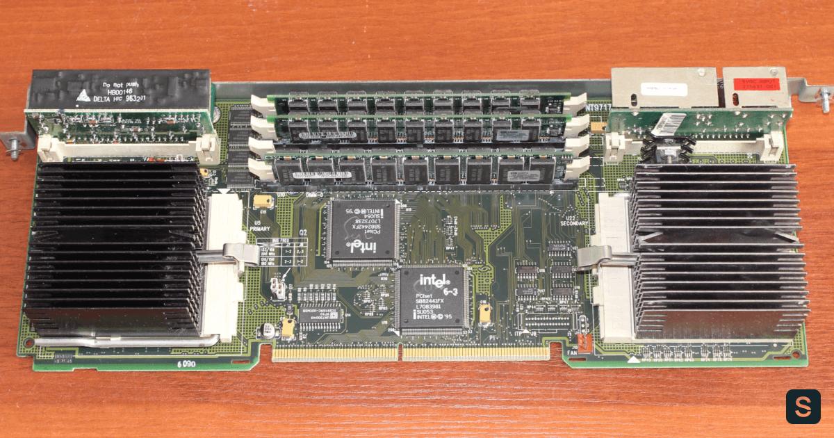 Cubique reloaded. Обзор сервера HP NetServer LH Pro - 14