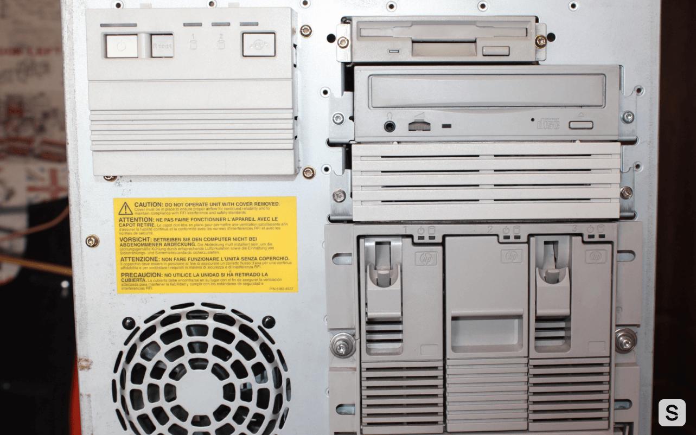 Cubique reloaded. Обзор сервера HP NetServer LH Pro - 5