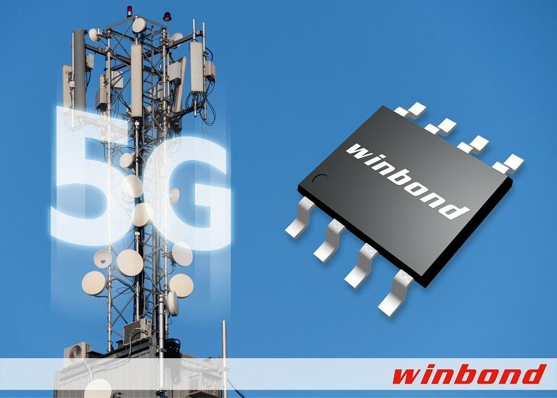 Специалисты Winbond разработали микросхему флеш-памяти SPI NOR плотностью 512 Мбит, рассчитанную на напряжение питания 1,8 В