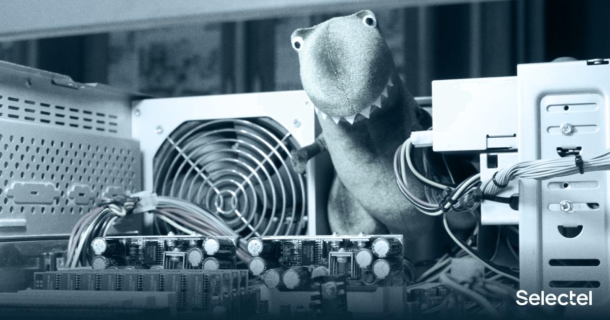 Dreamstation: собираем ретрокомпьютер мечты на платформе Socket 8 - 1