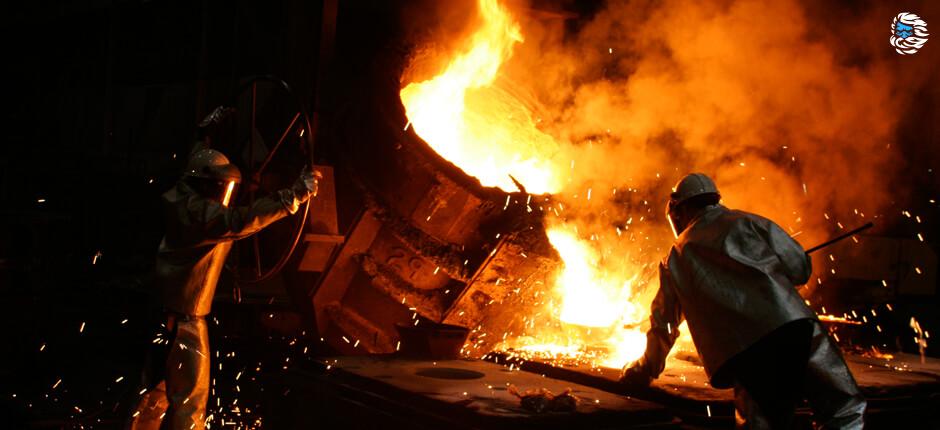Европейская металлургия от костра до мартена - 1