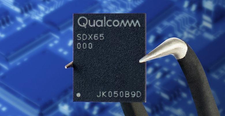 Компания Qualcomm заняла 70% рынка baseband-процессоров 5G в первом квартале 2021 года - 1