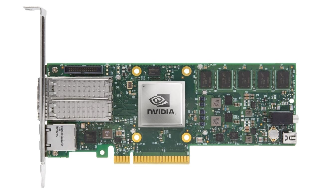 NVIDIA BlueField 2: Эмуляция NVMe - 1