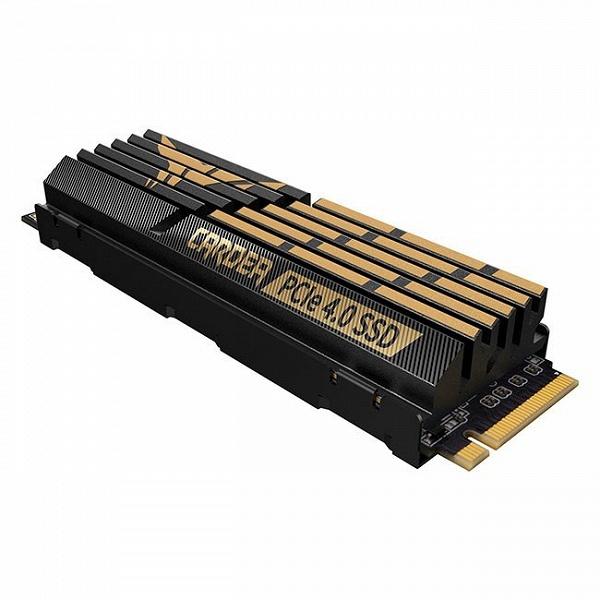 Твердотельный накопитель T-Force Cardea Z44Q оснащён интерфейсом PCIe 4.0 x4