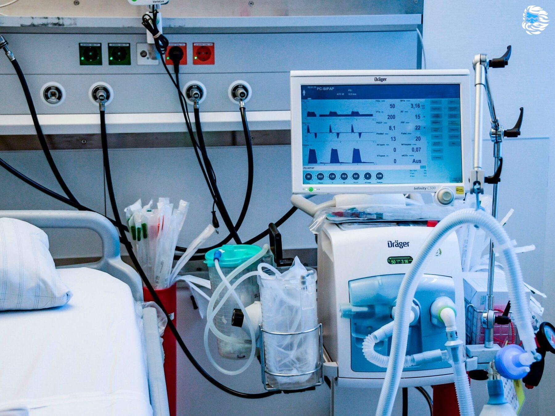 Дыхание жизни. История аппаратов ИВЛ - 1