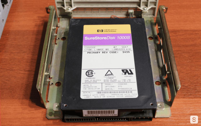 Не тварь! Часть 1. Обзор сервера Compaq Prosignia VS с ОС Novell NetWare 3.12 - 6