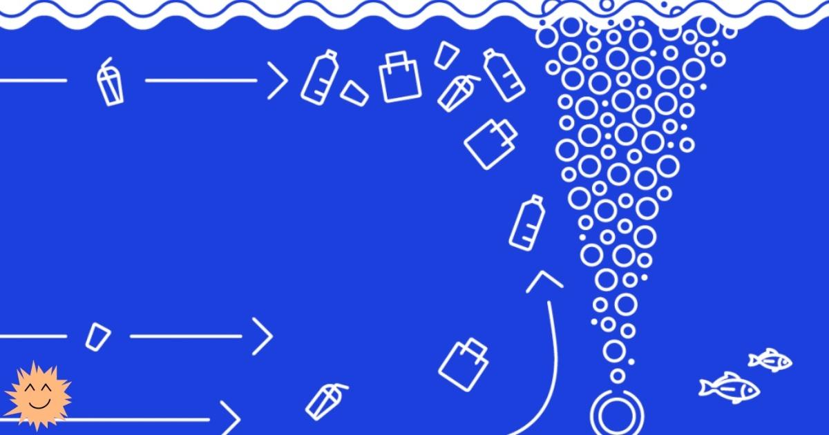 Пузыри — вверх! Речной барьер, который защищает море от пластика - 1