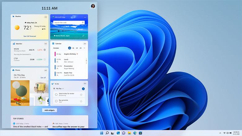 Microsoft выпустила первую версию Windows 11 — можно начать тестировать прямо сейчас