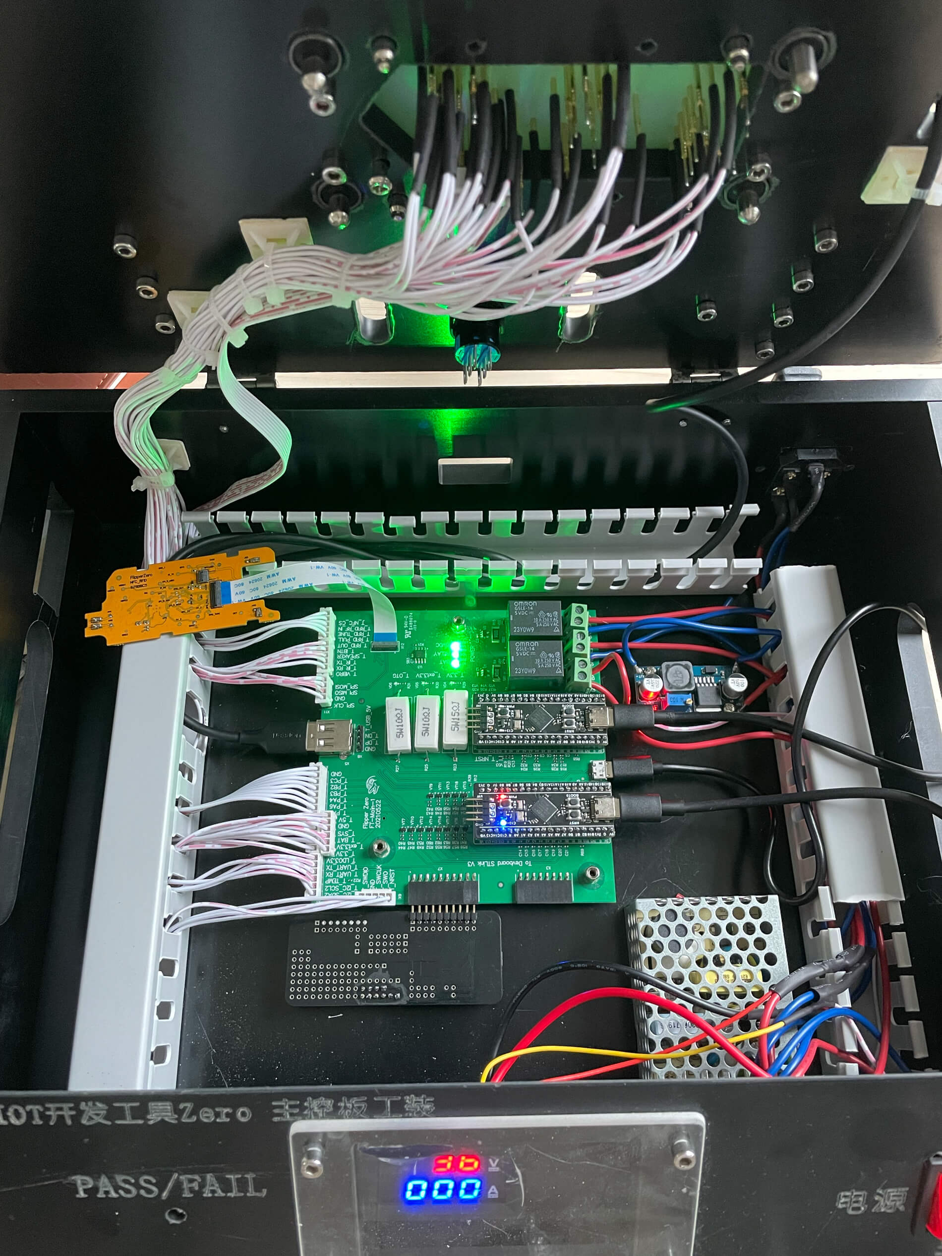 Как выглядит тестирование электроники Flipper Zero - 16
