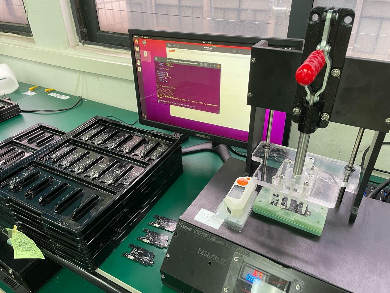 Как выглядит тестирование электроники Flipper Zero - 20