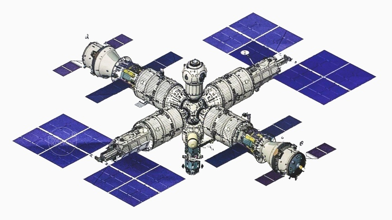 Теоретический вопрос: зачем России собственная орбитальная станция? - 1