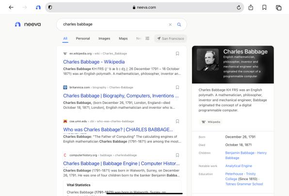 Бывшие сотрудники Google запустили первый платный поисковик. От его успеха зависит будущее интернета - 1