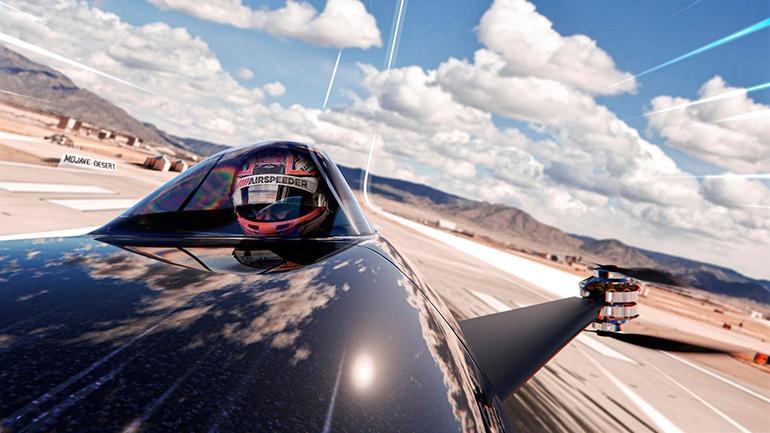 Гонки на летающих автомобилях: станет ли это реальным в 2022 году - 1