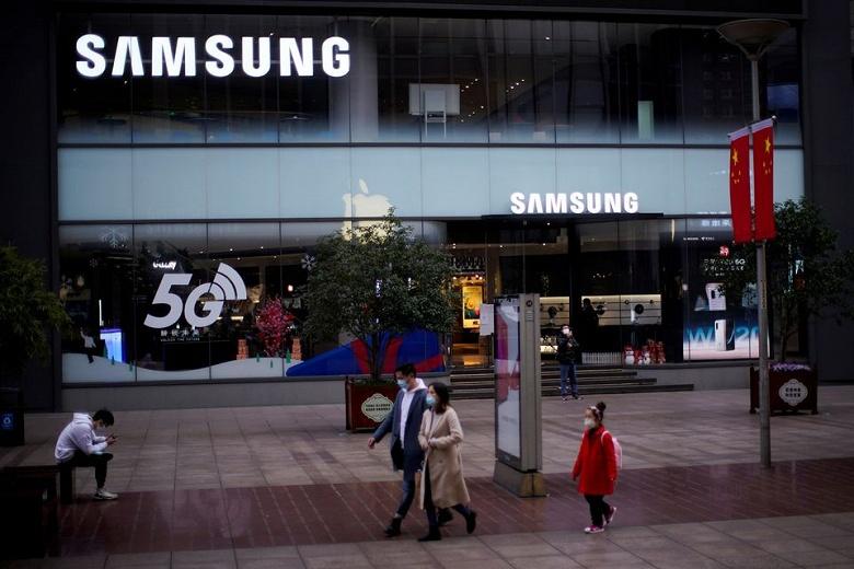 Показатели Samsung взлетели до небес несмотря на провал подразделения смартфонов