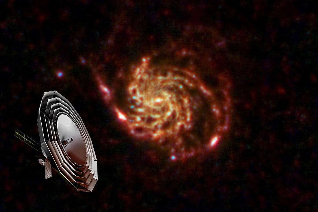 «Миллиметрон»: как создается самый сложный космический телескоп России - 1