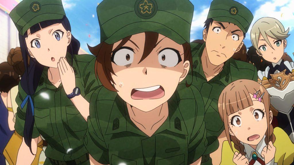 Аниме и пропаганда. Теперь и в армии: почему Силы самообороны Японии взяли на вооружение аниме? - 1