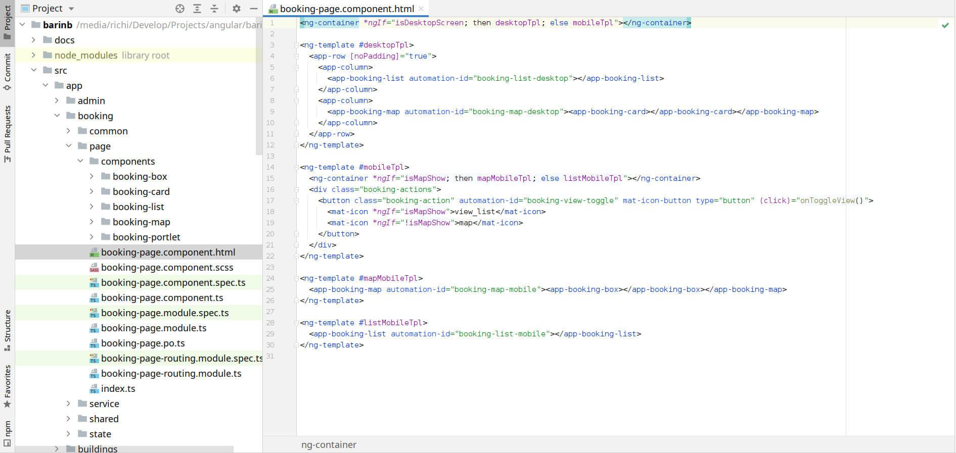 Как я писал тестовое задание на Angular и почему некоторым разработчикам не стоит давать тестовое задание - 1