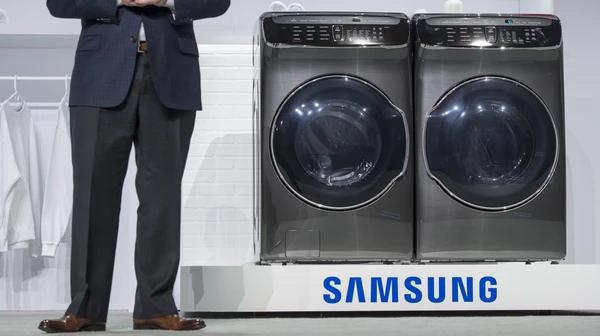 Приложение для стиральной машины Samsung требует доступ к контактам и геолокации - 1