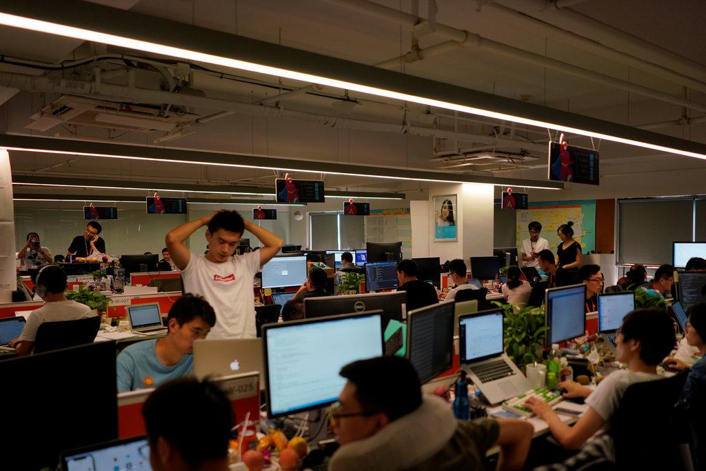 Выгорание, поставленное на поток. Как в Китае работает система «Третий глаз», и почему программисты из-за нее умирают - 2