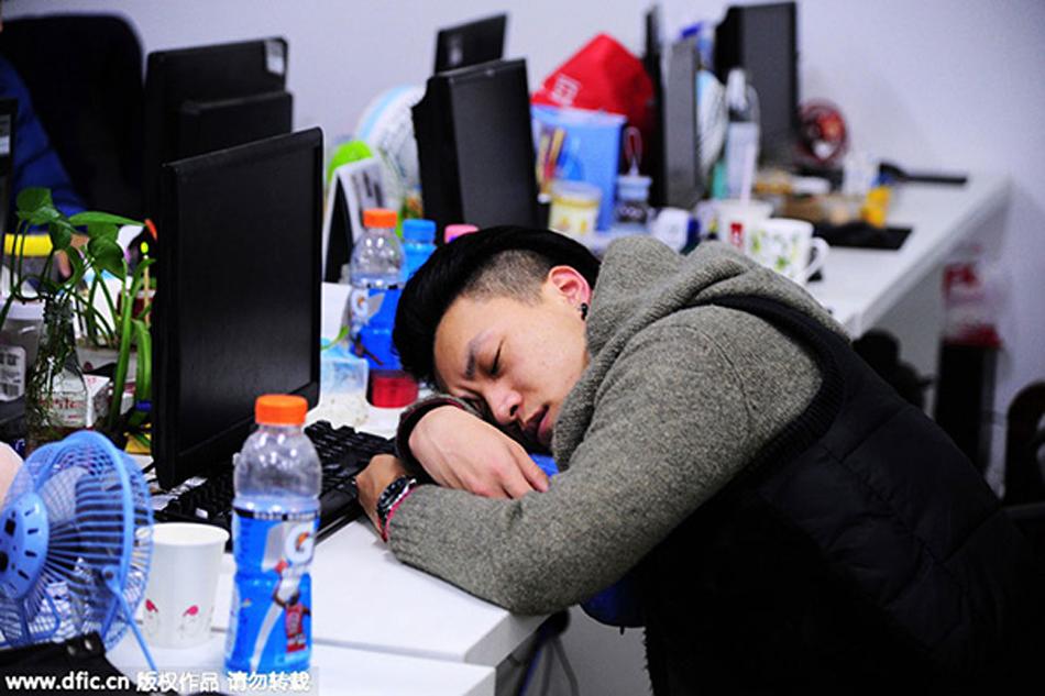 Выгорание, поставленное на поток. Как в Китае работает система «Третий глаз», и почему программисты из-за нее умирают - 7