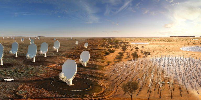 Хорошего телескопа должно быть много: история создания Square Kilometre Array, настоящее и будущее проекта - 1