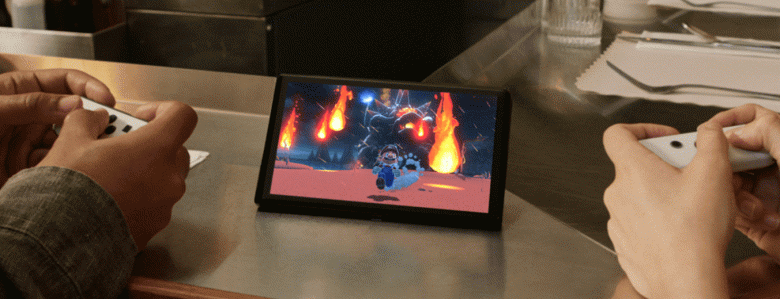 В России начали принимать заказы на новую Nintendo Switch OLED