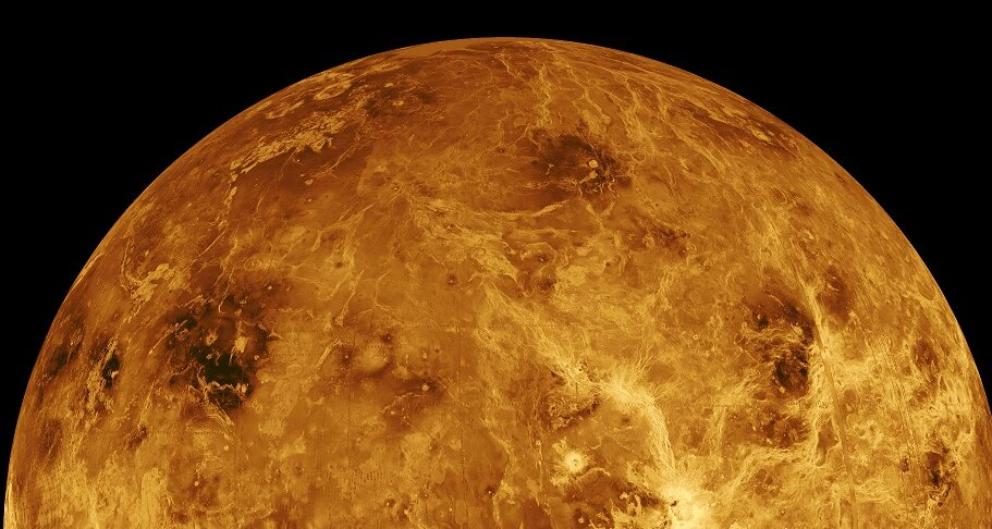 Возможно на Венере извергаются вулканы. Главные новости за 16 июля