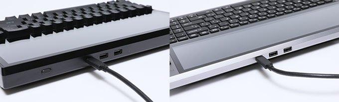 Клавиатура FICIHP оснащена сенсорным дисплеем размером 12,6 дюйма по диагонали