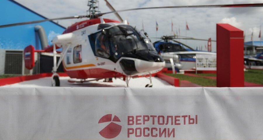 Вертолёт Ка-226Т превратят в беспилотник