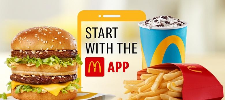 Новое подразделение McDonald's сосредоточится на цифровых технологиях