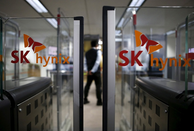 Доход SK Hynix в годовом выражении вырос на 20%, операционная прибыль — на 38%