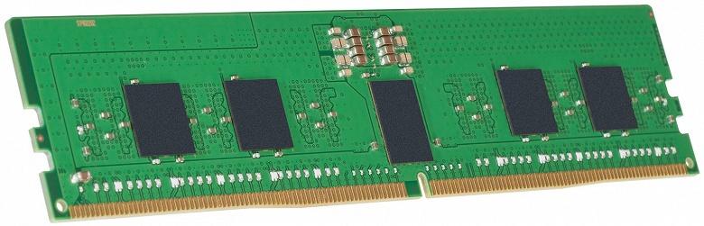 Компания Smart Modular Technologies представила модули памяти DDR5 промышленного класса