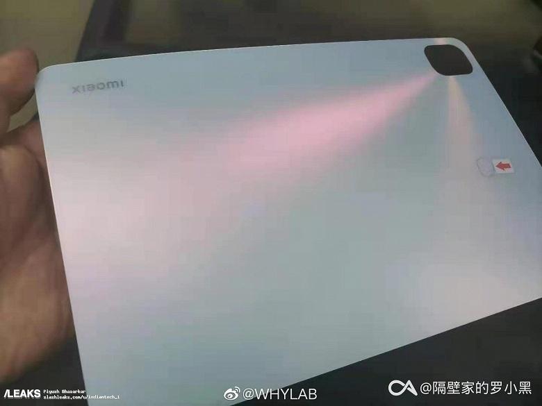 Топовый планшет Xiaomi Mi Pad 5 показали в руках пользователя: опубликовано первое живое фото