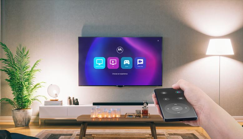 Motorola представила большое обновление Ready For: поддержка беспроводного подключения смартфона и взаимодействие с ПК