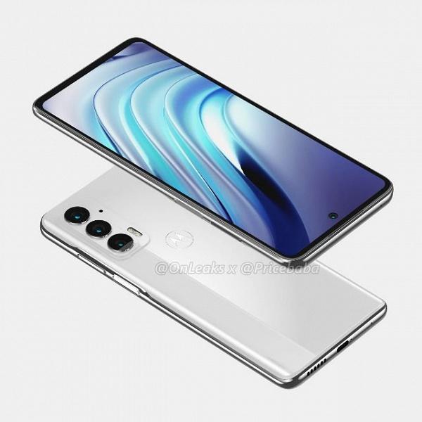 Американский бренд, плоский экран и платформа Qualcomm. Motorola Edge 20 Pro готовится к выходу вместе с другими моделями линейки