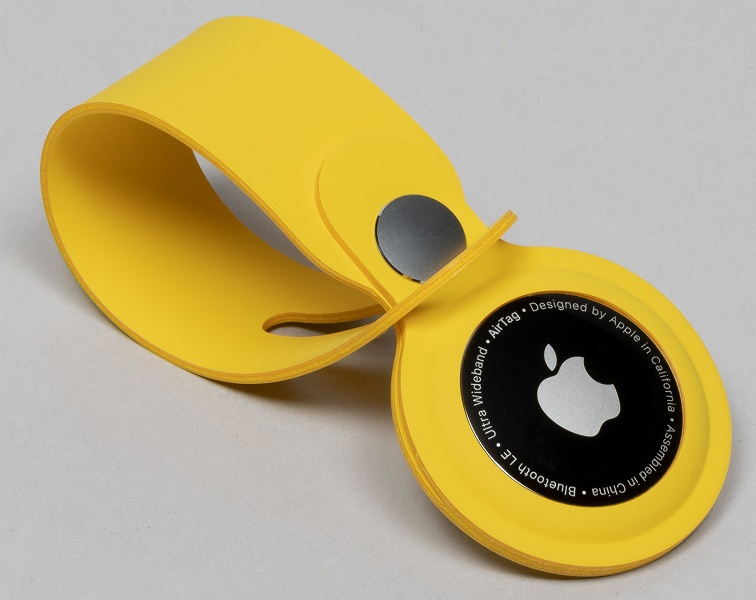 Метки Apple AirTag могут не работать с батарейками с горьким покрытием