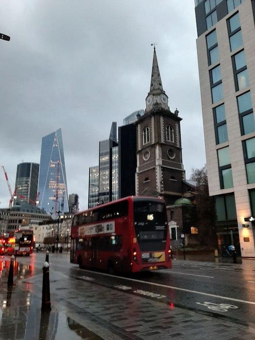 [Личный опыт] Лондон: не всегда мечта для программиста. Как живется в столице Британии во время коронавируса - 9